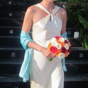 Ralph Lauren pure silk dress
